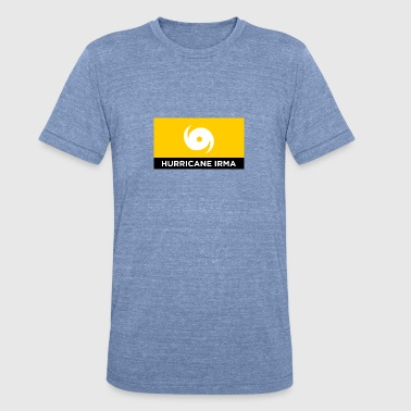 Hurricane Irma Update - Unisex Tri-Blend T-Shirt