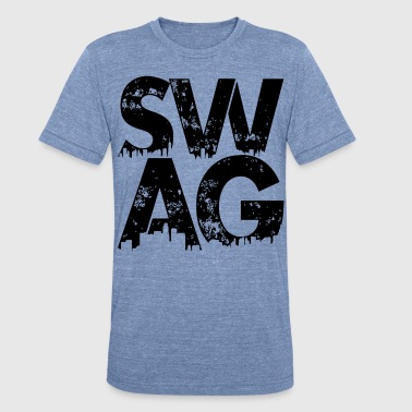 Black Swag - Unisex Tri-Blend T-Shirt