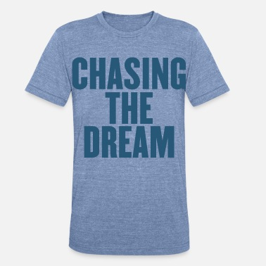 Dream Child Dream Dream Dream - Unisex Tri-Blend T-Shirt