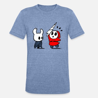 Shy Hollow Shy Guy - Unisex Tri-Blend T-Shirt
