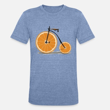Bicyclette Bicycle - Unisex Tri-Blend T-Shirt