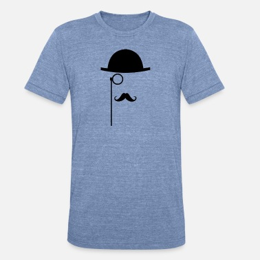 Like A Sir like a sir - Unisex Tri-Blend T-Shirt