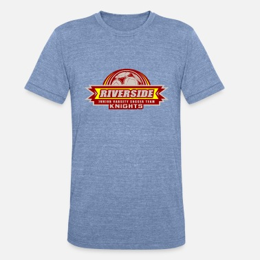 Riverside Junior Varsity Soccer Team Knights - Unisex Tri-Blend T-Shirt