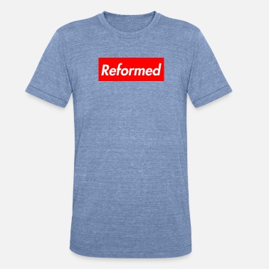 Tyler1 Inspired Reformed Box Logo - Unisex Tri-Blend T-Shirt