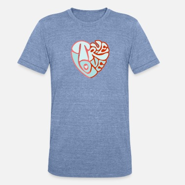 True Love True Love - Unisex Tri-Blend T-Shirt