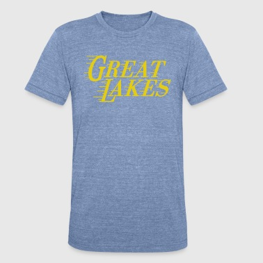 Great Lakes - Unisex Tri-Blend T-Shirt