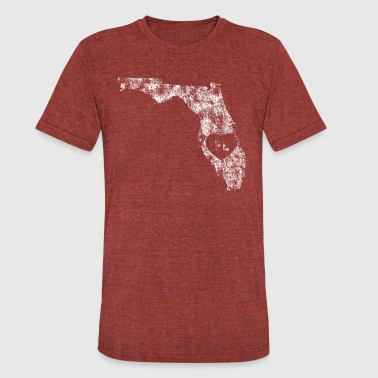 Used I Love Florida State - Unisex Tri-Blend T-Shirt