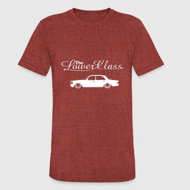 Lower Class The Lower Class - Unisex Tri-Blend T-Shirt