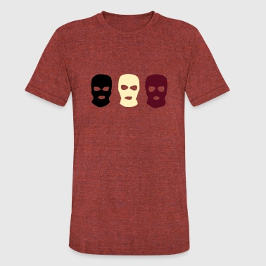 Free Pussy Riot pussy riot masks - Unisex Tri-Blend T-Shirt