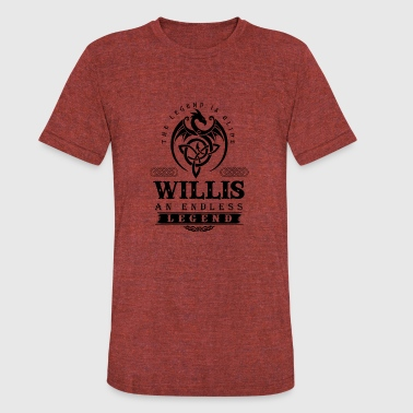 WILLIS - Unisex Tri-Blend T-Shirt