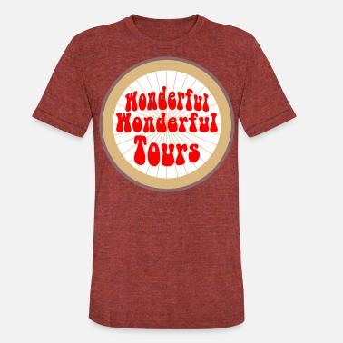 7c55834b9 Wonderful Wonderful Tours Men's T-Shirt | Spreadshirt