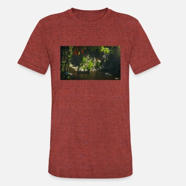 Save River River in a Rainforest - Unisex Tri-Blend T-Shirt