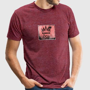 King David Brand 3 - Unisex Tri-Blend T-Shirt by American Apparel