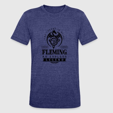 Fleming FLEMING - Unisex Tri-Blend T-Shirt