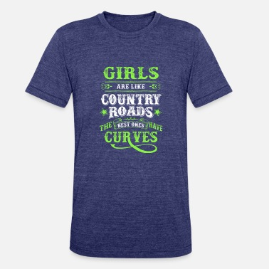 Country Girls Country Girls - Unisex Tri-Blend T-Shirt