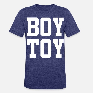 Toy Boy Toy - Unisex Tri-Blend T-Shirt