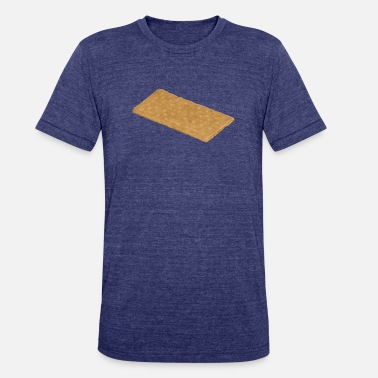 Graham Graham Cracker Group Halloween costume - Unisex Tri-Blend T-Shirt