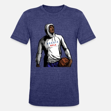 Carmelo Anthony Hoodie Melo - Unisex Tri-Blend T-Shirt