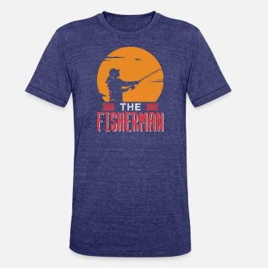 Fisherman The Fisherman - Unisex Tri-Blend T-Shirt