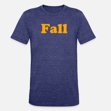 Fall Of The Wall Fall - Unisex Tri-Blend T-Shirt