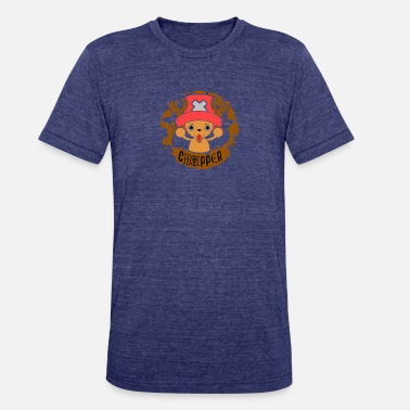 Tony Chopper One Piece Tony Tony Chopper - Unisex Tri-Blend T-Shirt