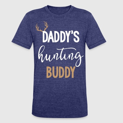 Hunting Dad Shirts - Unisex Tri-Blend T-Shirt by American Apparel