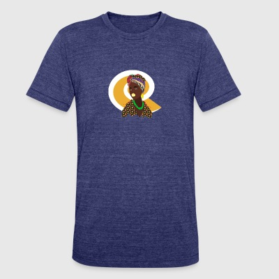 SMARA - Unisex Tri-Blend T-Shirt by American Apparel