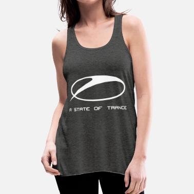 Trance A State of Trance - Women's Flowy Tank Top