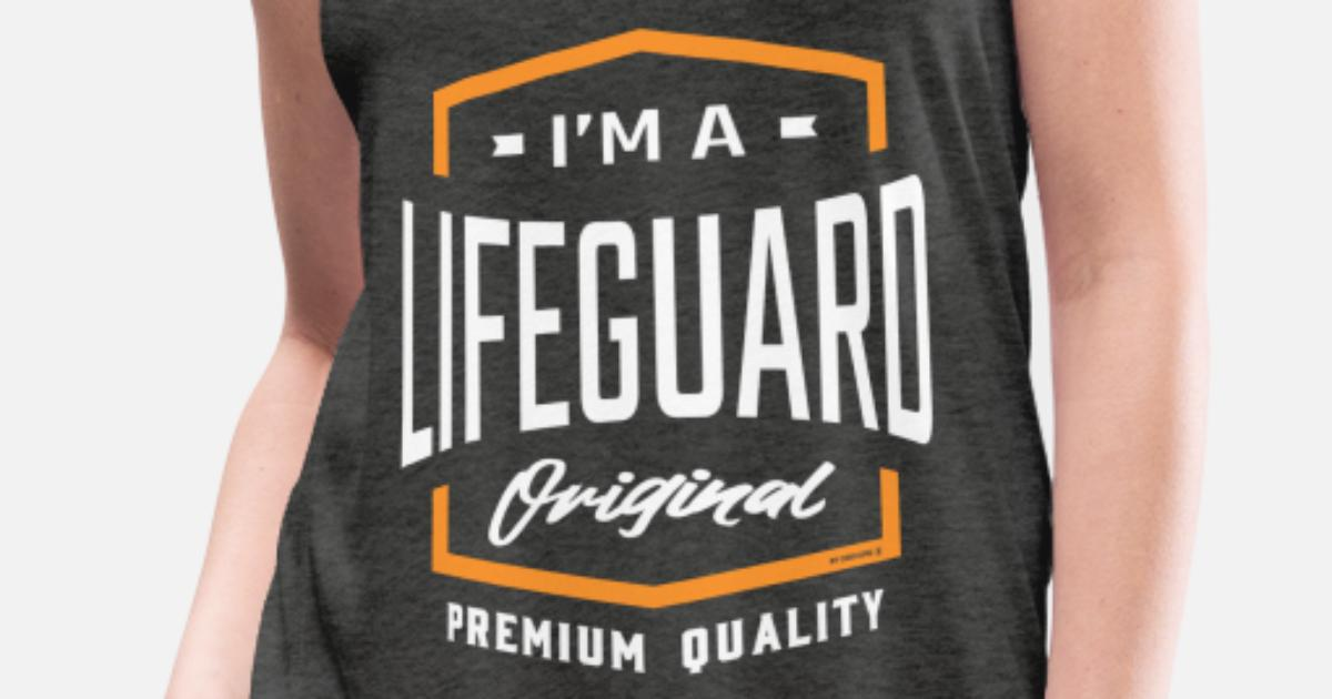 4566f438207ca I m a Lifeguard by CustomShirt35
