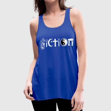 Fiction Fiction - Women's Flowy Tank Top by Bella