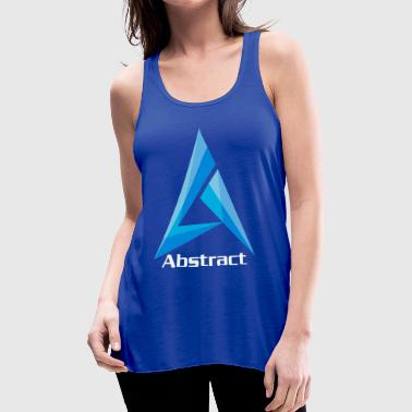 Abstract Abstract - Women's Flowy Tank Top by Bella
