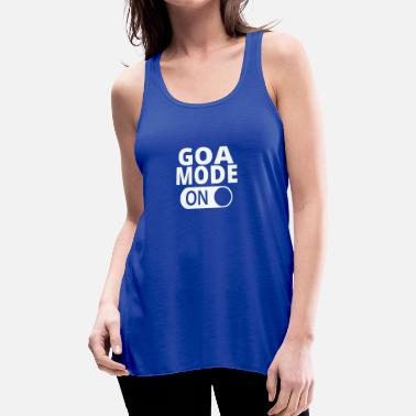 Goa MODE ON GOA - Women's Flowy Tank Top by Bella