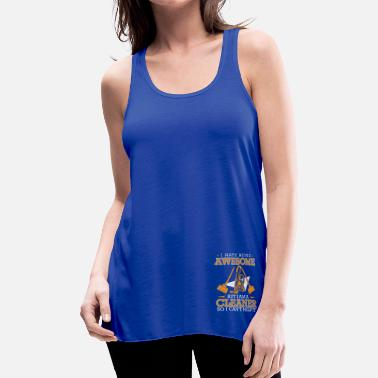 Cleaner Cleaner - Women's Flowy Tank Top