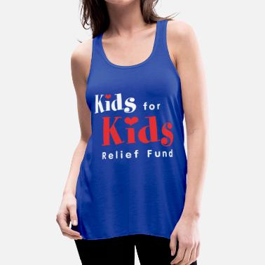 For Kids Kids For Kids - Women's Flowy Tank Top