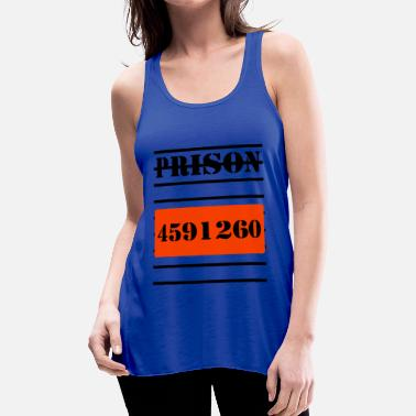 Prison prison - Women's Flowy Tank Top by Bella