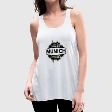 Munich - Women's Flowy Tank Top by Bella