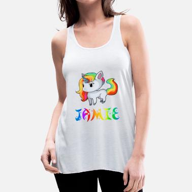 Jamie Jamie Unicorn - Women's Flowy Tank Top