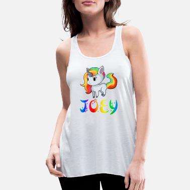 Joey Joey Unicorn - Women's Flowy Tank Top