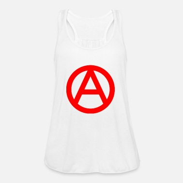 911aa01bea The Anarchy A Symbol Anarchy Anarchist Logo red Maternity T-Shirt ...