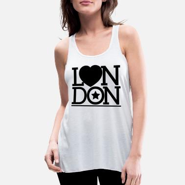 London London London London - Women's Flowy Tank Top