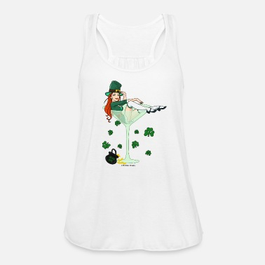 29e399706272d9 Irish Girl Martini - St. Patricks Day Women s Jersey Longsleeve ...
