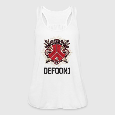 Defqon.1 2017 Victory Forever - Women's Flowy Tank Top by Bella
