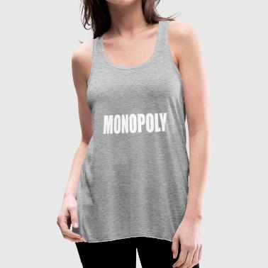 MONOPOLY - Women's Flowy Tank Top by Bella