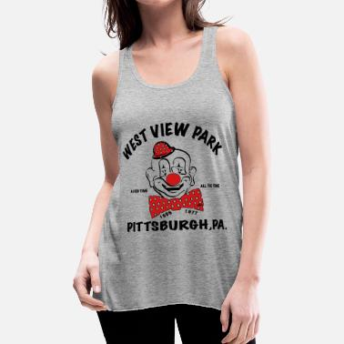 Pittsburgh West View Park - Women's Flowy Tank Top