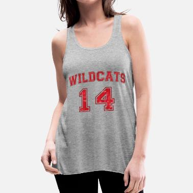 High School high school - Women's Flowy Tank Top