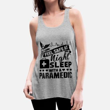Sleeping Sleep With A Paramedic - Women's Flowy Tank Top by Bella