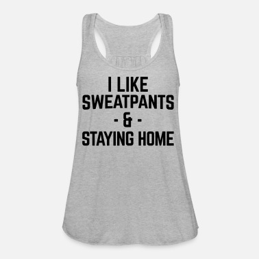 bc4151b5 Sweatpants & Staying Home Funny Quote Women's Vintage Sport T-Shirt ...