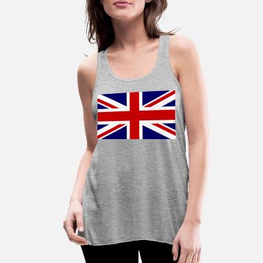 Union Jack union jack - Women's Flowy Tank Top