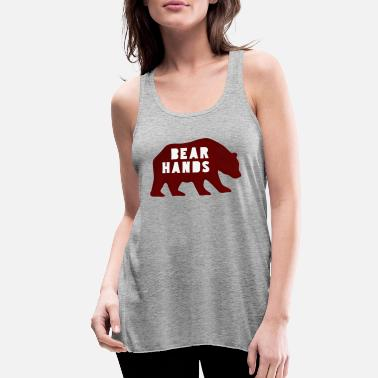 Bear Hands - Women's Flowy Tank Top