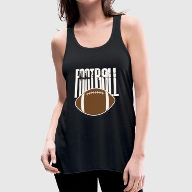 American Football Football American football - Women's Flowy Tank Top by Bella